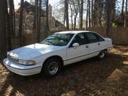 1991 Chevrolet Chevrolet Caprice Base 4 door